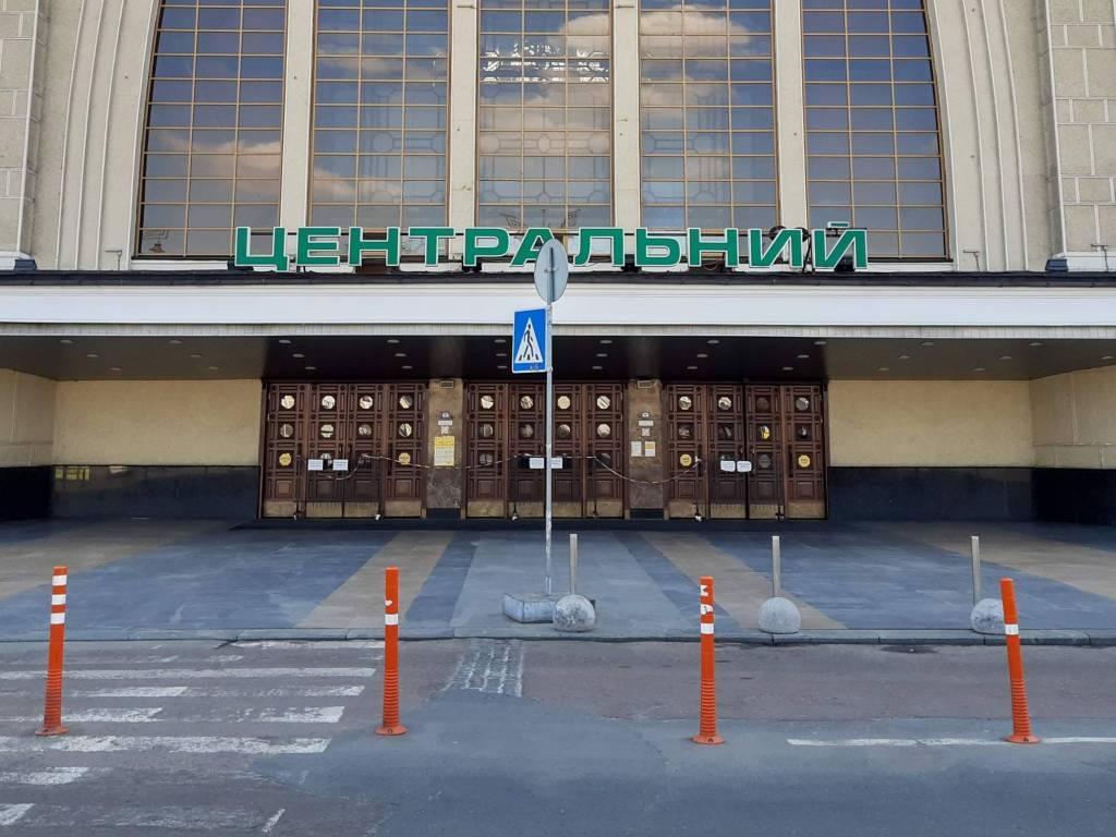 Фоторепортаж с вокзала Киев–Безпассажирский (35 фото с комментариями)